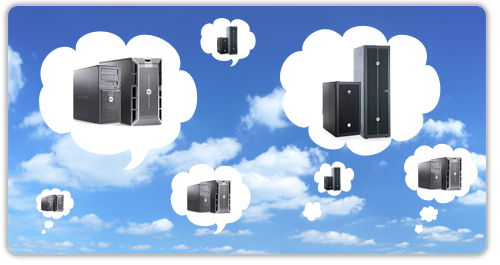 Hosting: server virtuali o cloud hosting, ecco alcune differenze
