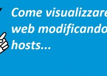 Come visualizzare un sito web modificando il file hosts