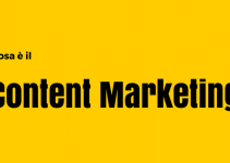 cosa è il content marketing