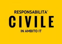 Responsabilità civile in ambito IT