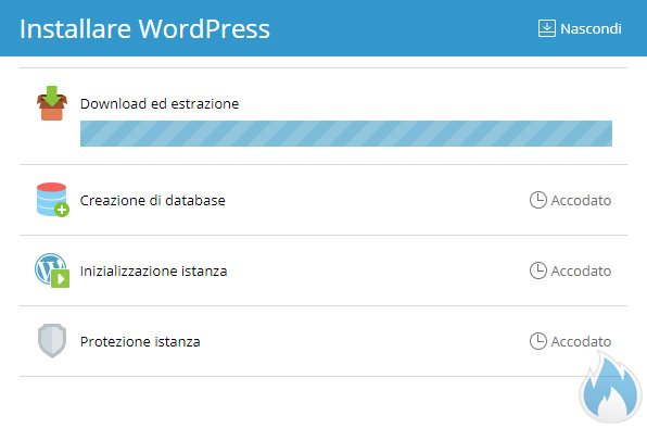 WordPress Toolkit: installazione WordPress