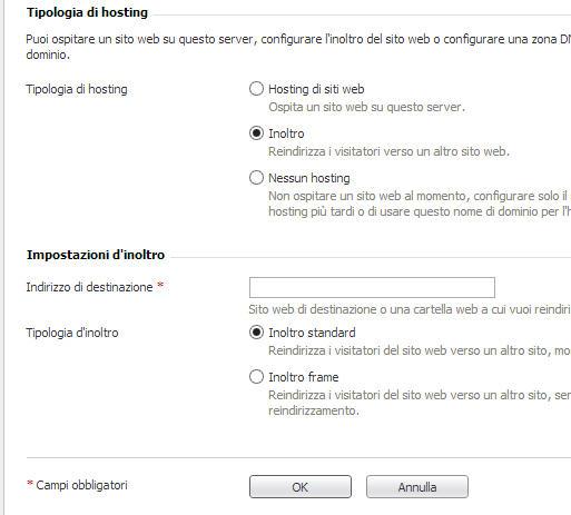 Tanti domini, un solo hosting: un'offerta multidominio