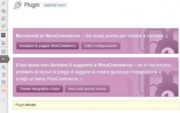WordPress e-commerce: WooCommerce, la soluzione completa