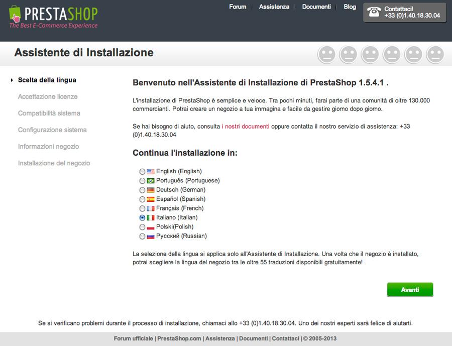 Prestashop: semplicità e completezza per il tuo sito di e-commerce