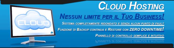 Cloud hosting: la gestione e il controllo tramite FCU