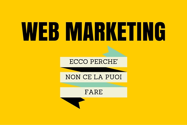 Diventare consulente di web marketing