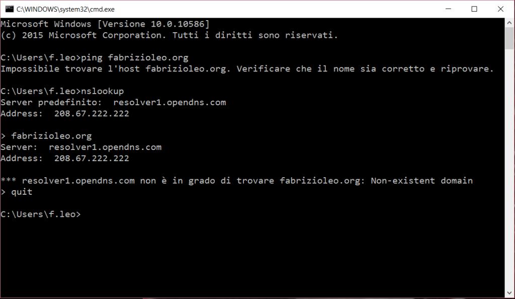Come visualizzare un sito tramite indirizzo IP