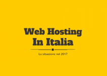 Web hosting in Italia, la situazione nel 2017