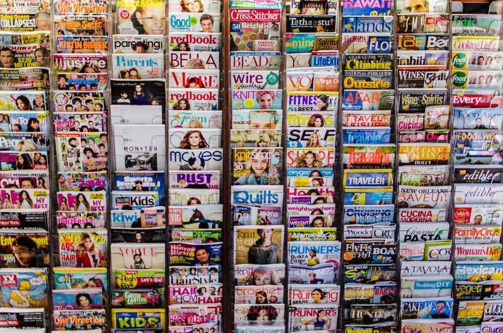 magazine di settore
