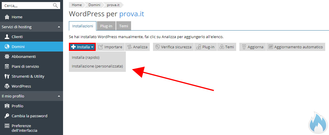 WordPress Toolkit: come installare WordPress in un paio di click 2