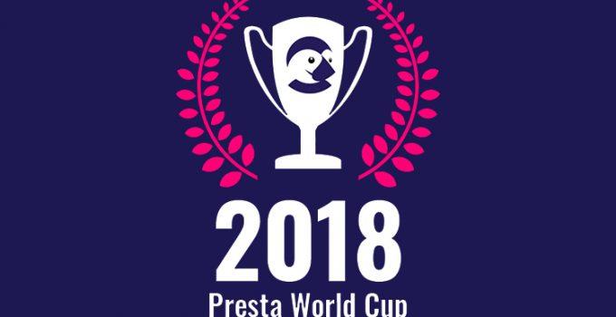Coppa del Mondo PrestaShop