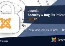 Joomla! 3.8.12, altra release dedicata alla sicurezza