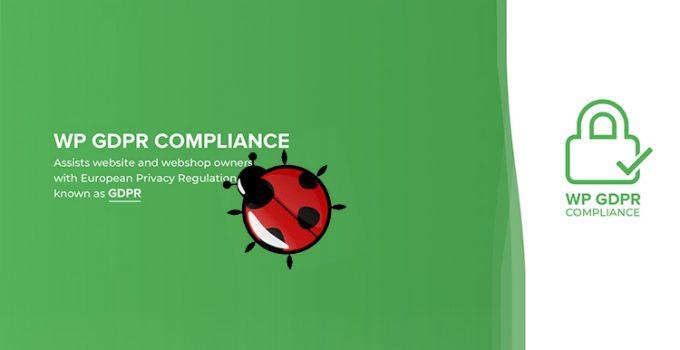 WordPress Plugin WP GDPR Compliance grosso bug fino alla versione 1.4.2