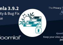 Joomla 3.9.2 nuova versione che risolve quattro vulnerabilità e cinquanta bug