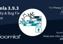 Joomla 3.9.3