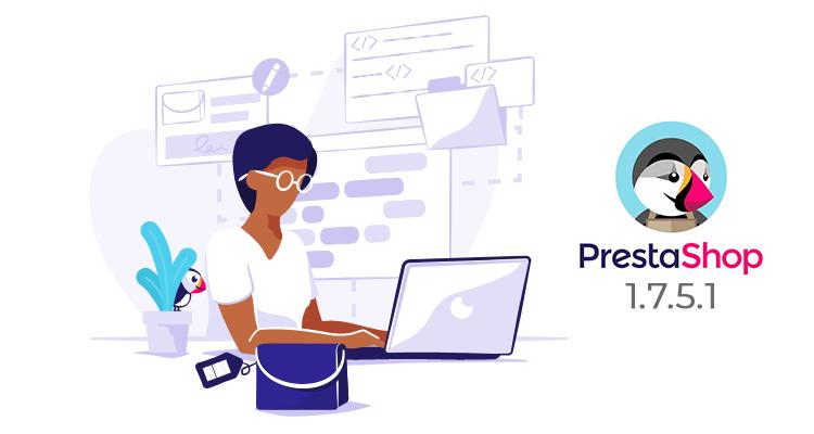 PrestaShop 1.7.5.1
