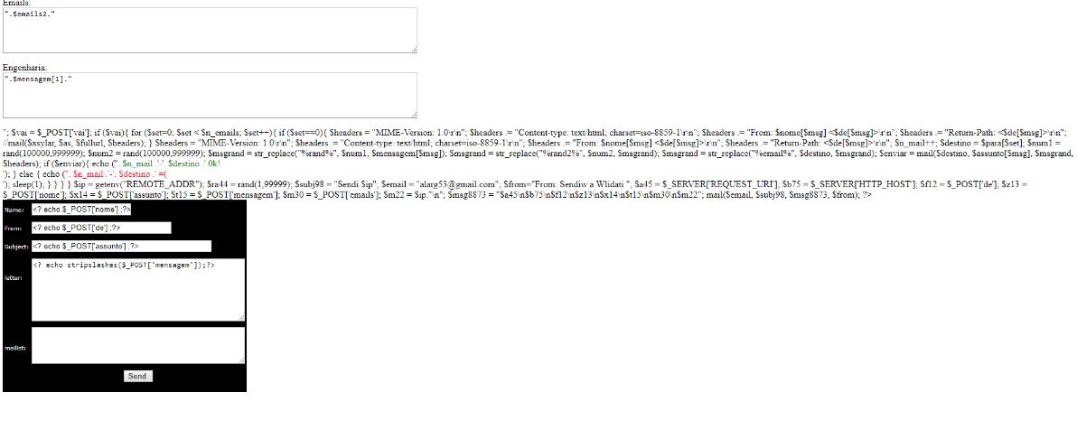 Sovrascrittura del servizio JMail