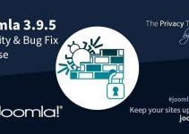 Joomla! 3.9.5 disponibile al download