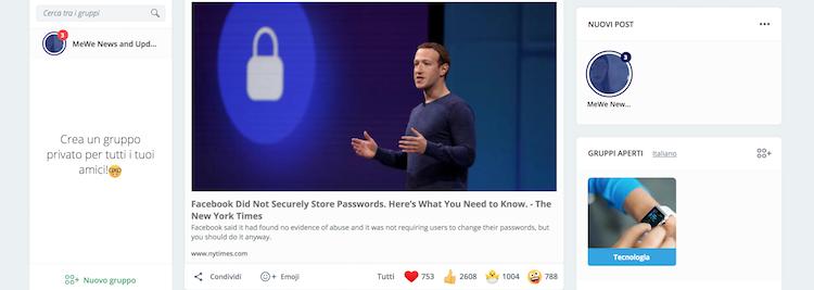 Vedi? Facebook non è sicuro!