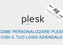 Come Personalizzare Plesk con il tuo logo aziendale