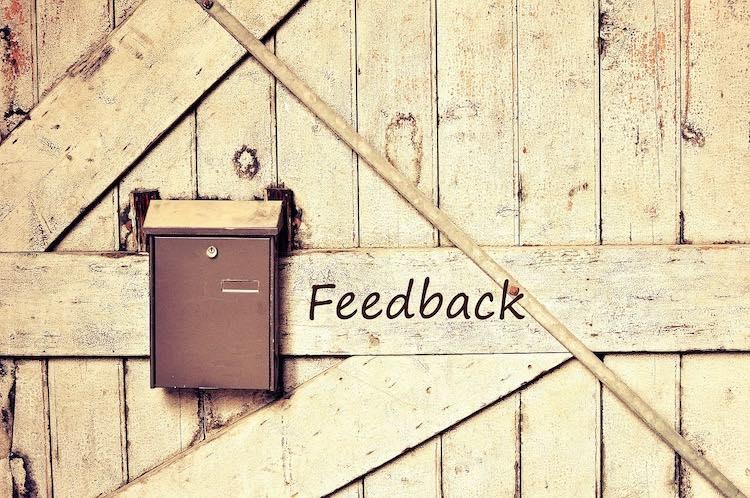 feedback negativi