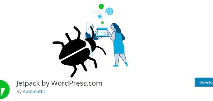 Il plugin Jetpack per WordPress è afflitto da un bug di sicurezza