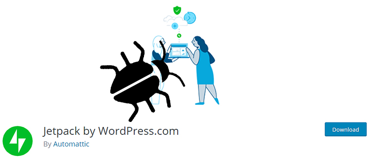 Il plugin Jetpack per WordPress è afflitto da un bug di sicurezza