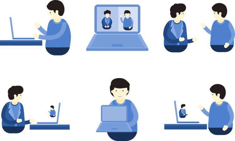video conference esplorativa