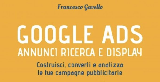 Google ads francesco Gavello